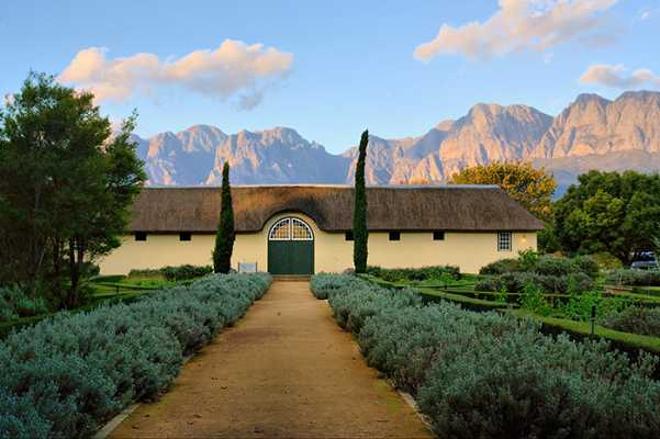 Stellenbosch - �FRICA DO SUL