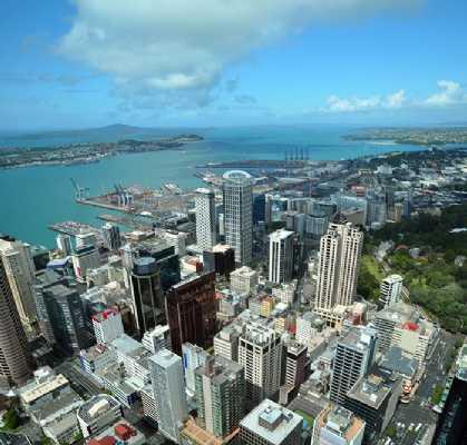 Auckland - NOVA ZELÃ'NDIA