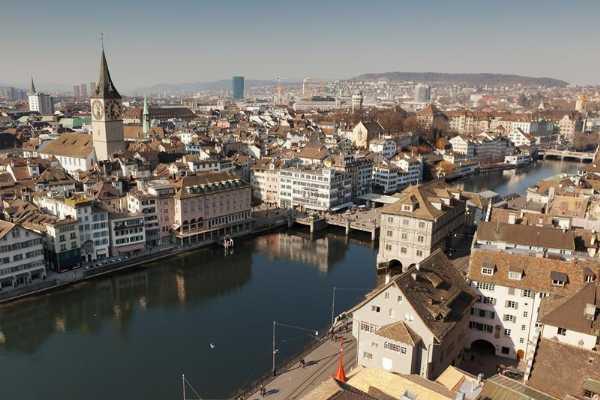 Zurique - SU�ÇA