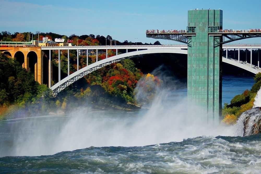 Triângulo Americano com Niagara - Saídas de New York