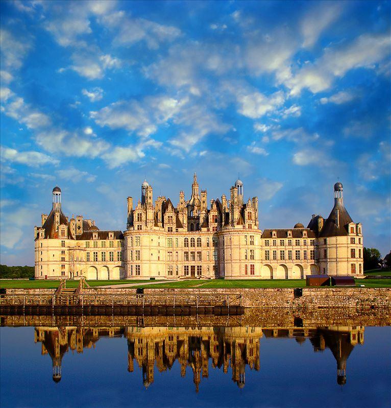 Castelo do Vale do Loire - Tour regular de dia inteiro