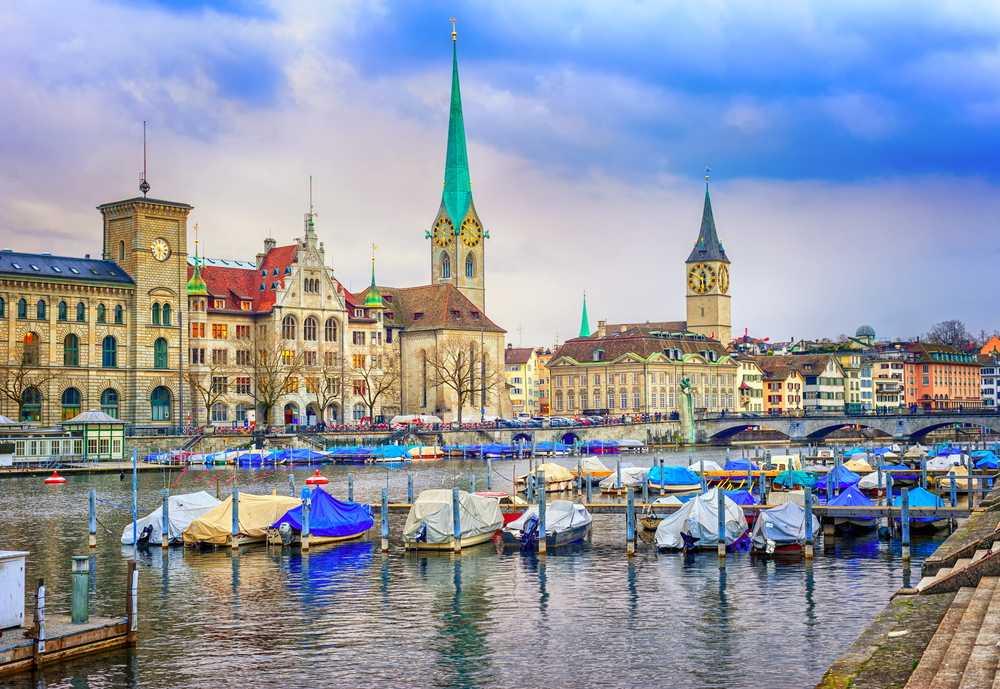 Zurique - Monte seu Pacote - ZRH01D