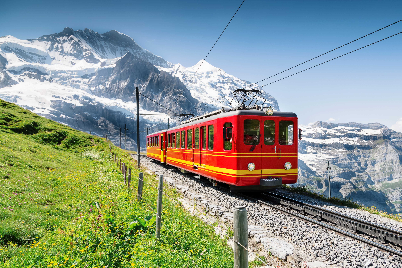 Os Cumes Nevados e o Golden Pass Line - CH04MR