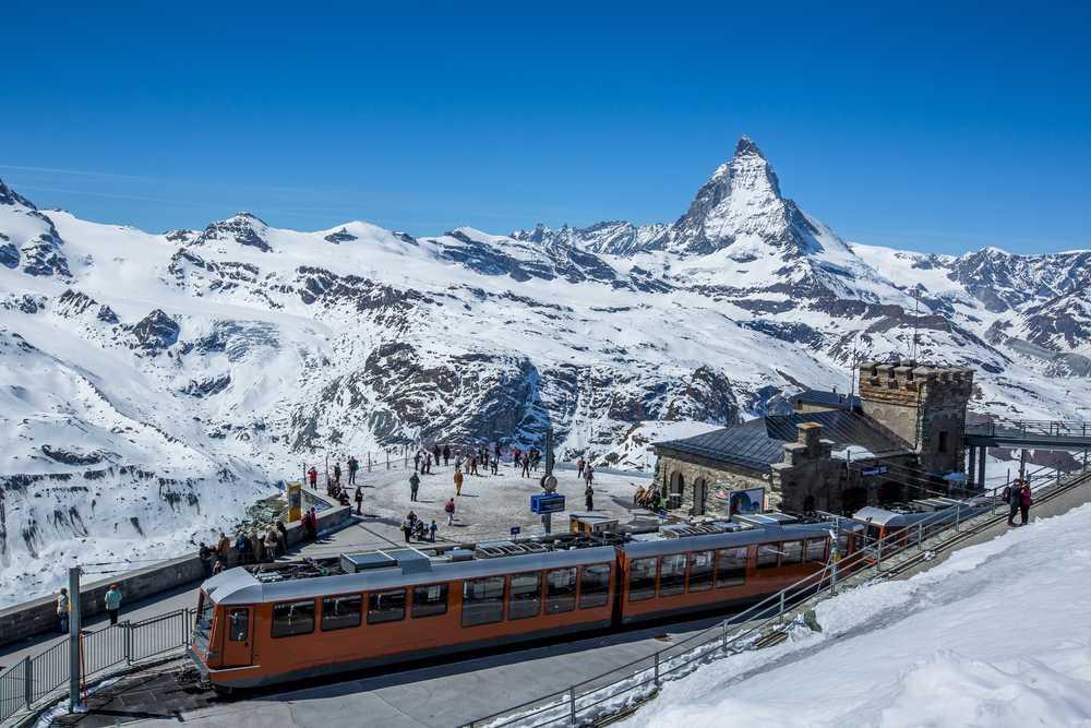 Suíça Impressionante e Glacier Express (saídas de inverno) - CH19MR