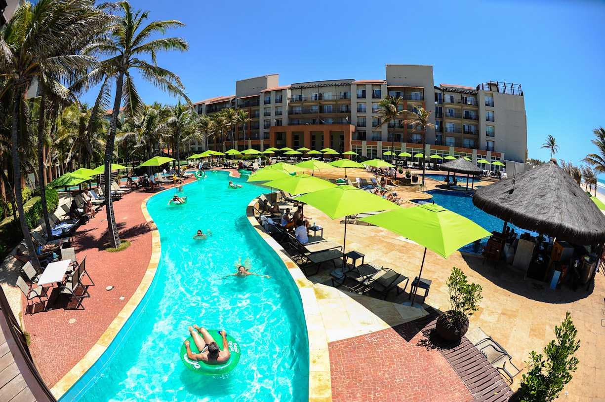 Traslados Aeroporto de Fortaleza / Hotéis do complexo Beach Park / Aeroporto de Fortaleza