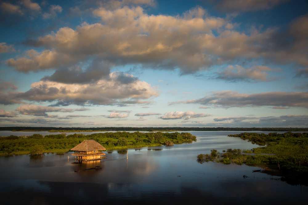 Iberostar Grand Amazon - 04 dias/03 noites - Rio Solimões