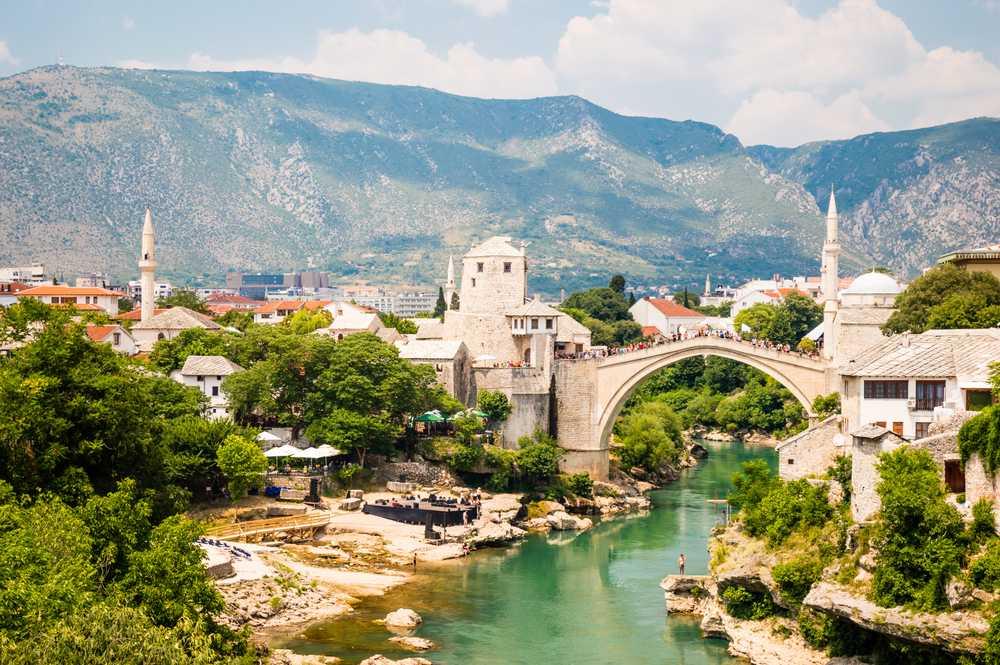 Os Bálcãs (Dubrovnik a Belgrado) - S500 (2020)