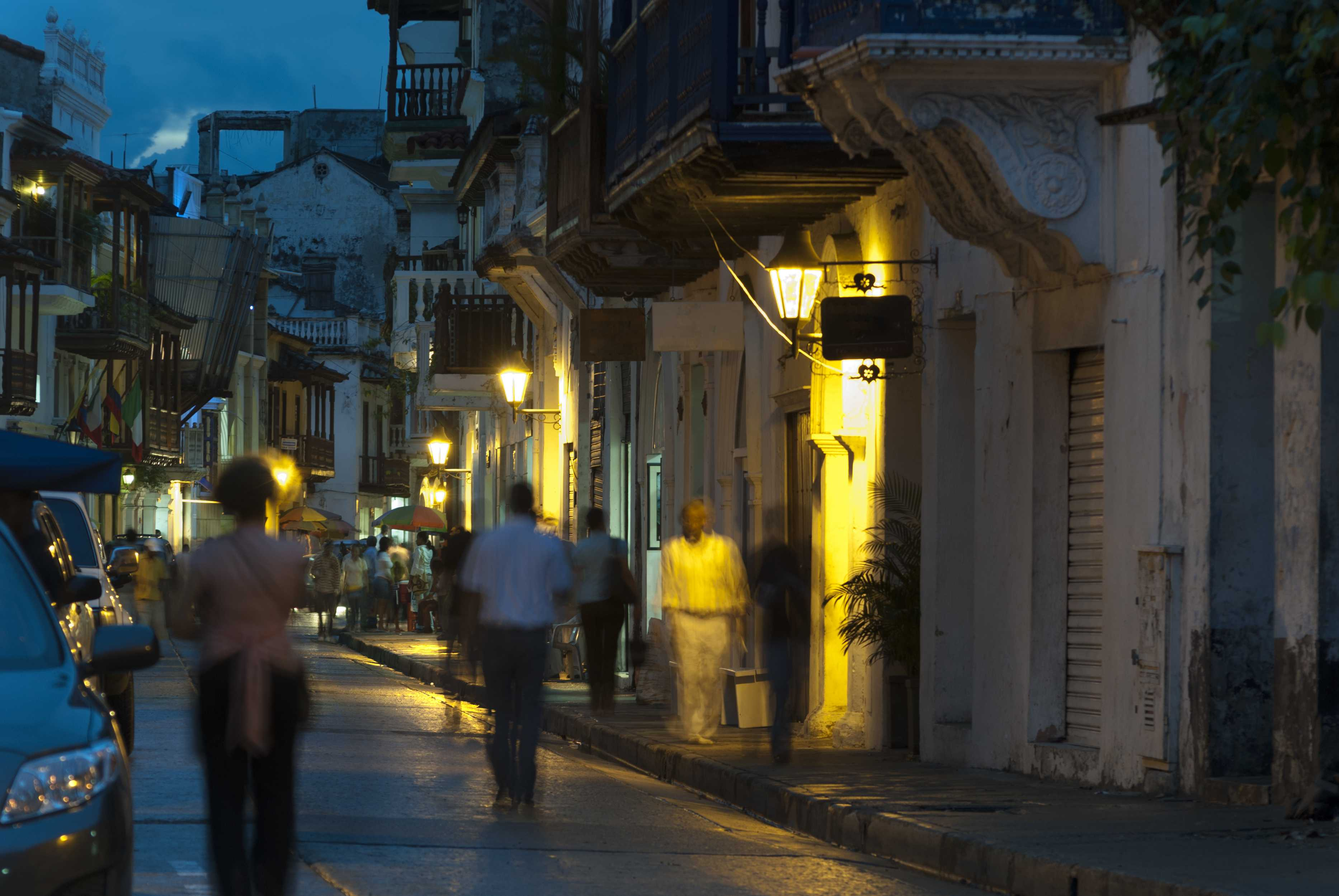 Night Tour Rumba en Chiva - Regular