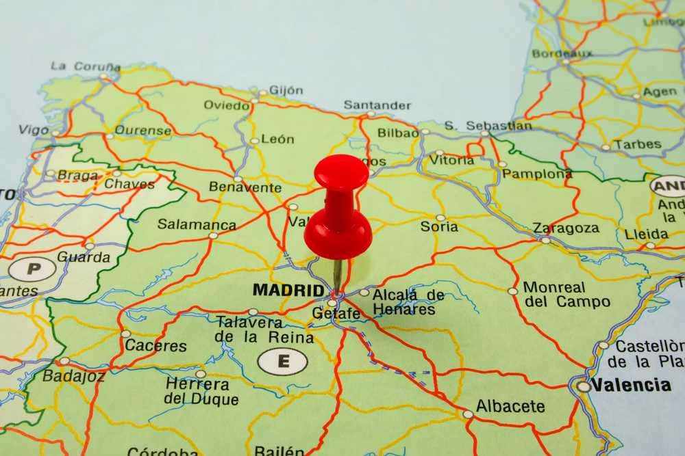 Traslado Aeroporto de Madrid / Hotel em Madrid