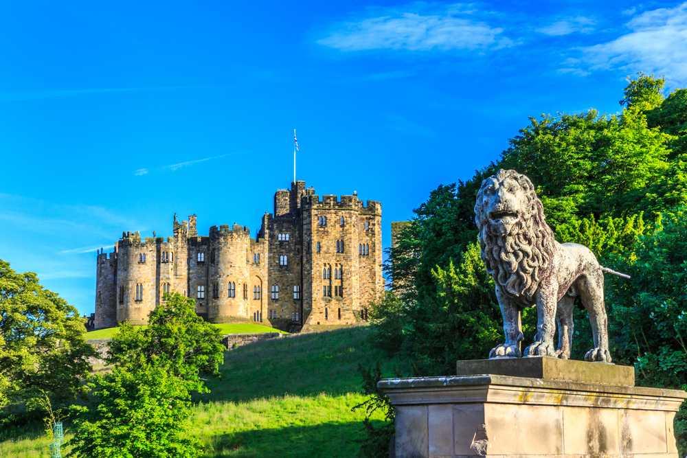 As Maravilhas da Inglaterra, Escócia e Irlanda incluindo noites em Londres - UK12