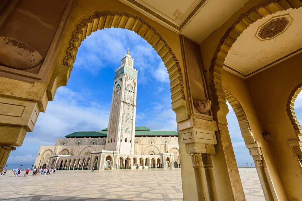 Marrocos: Capitais Imperiais I - Saindo de Casablanca - MA17M  (2019)