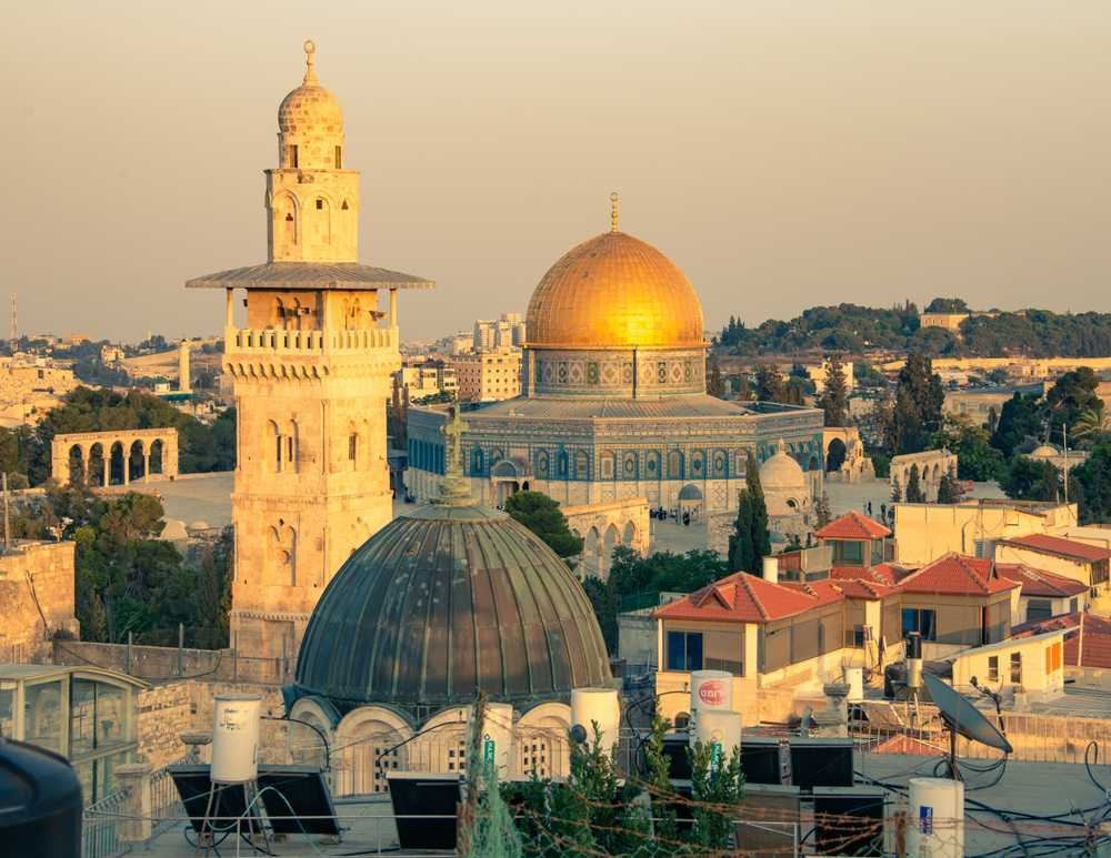 Israel: Terra Santa I (Saídas às segundas-feiras) - IL17