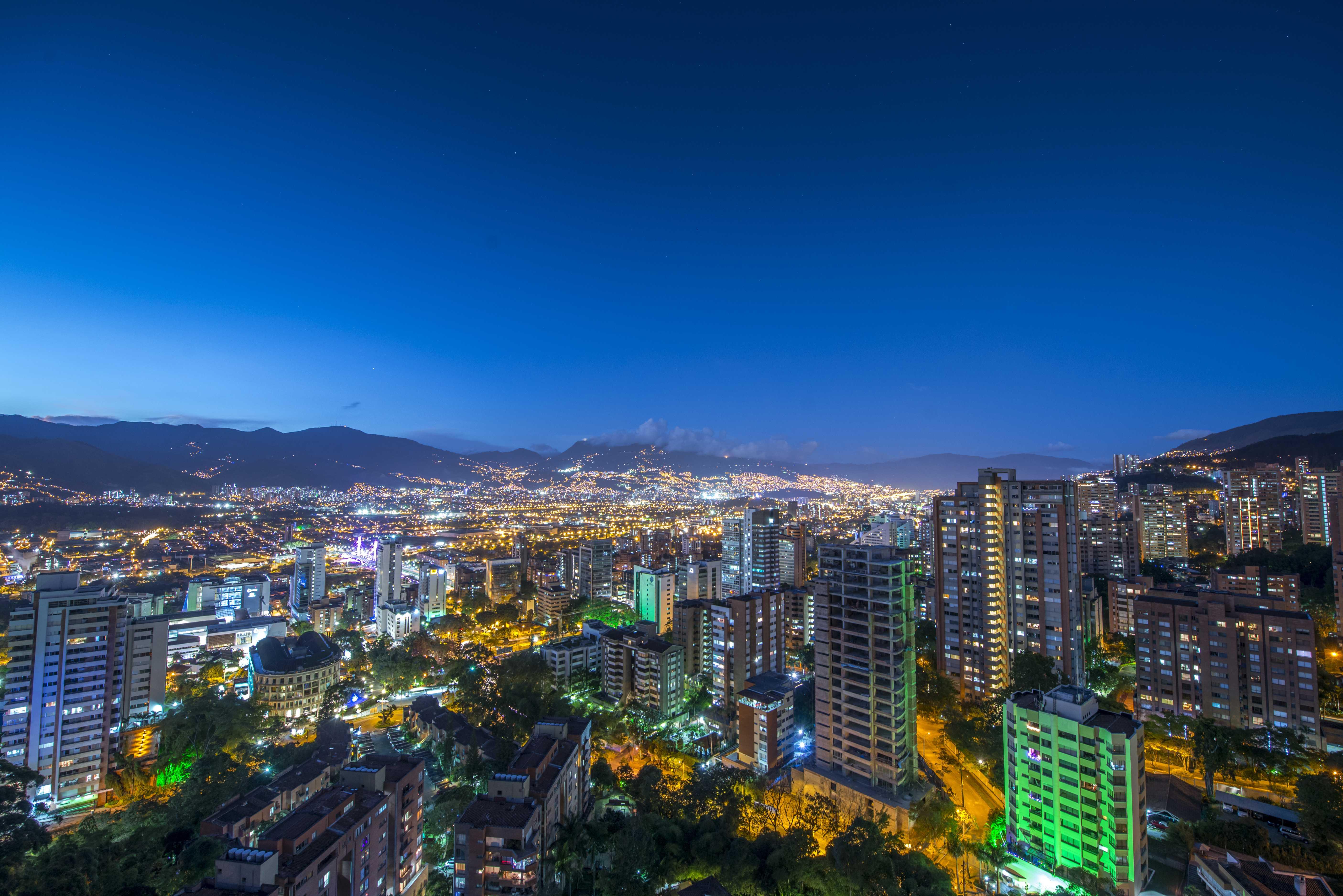Medellín e Cartagena