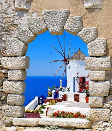 Péricles (Atenas, Mykonos, Santorini, Rodes)  GR15SH