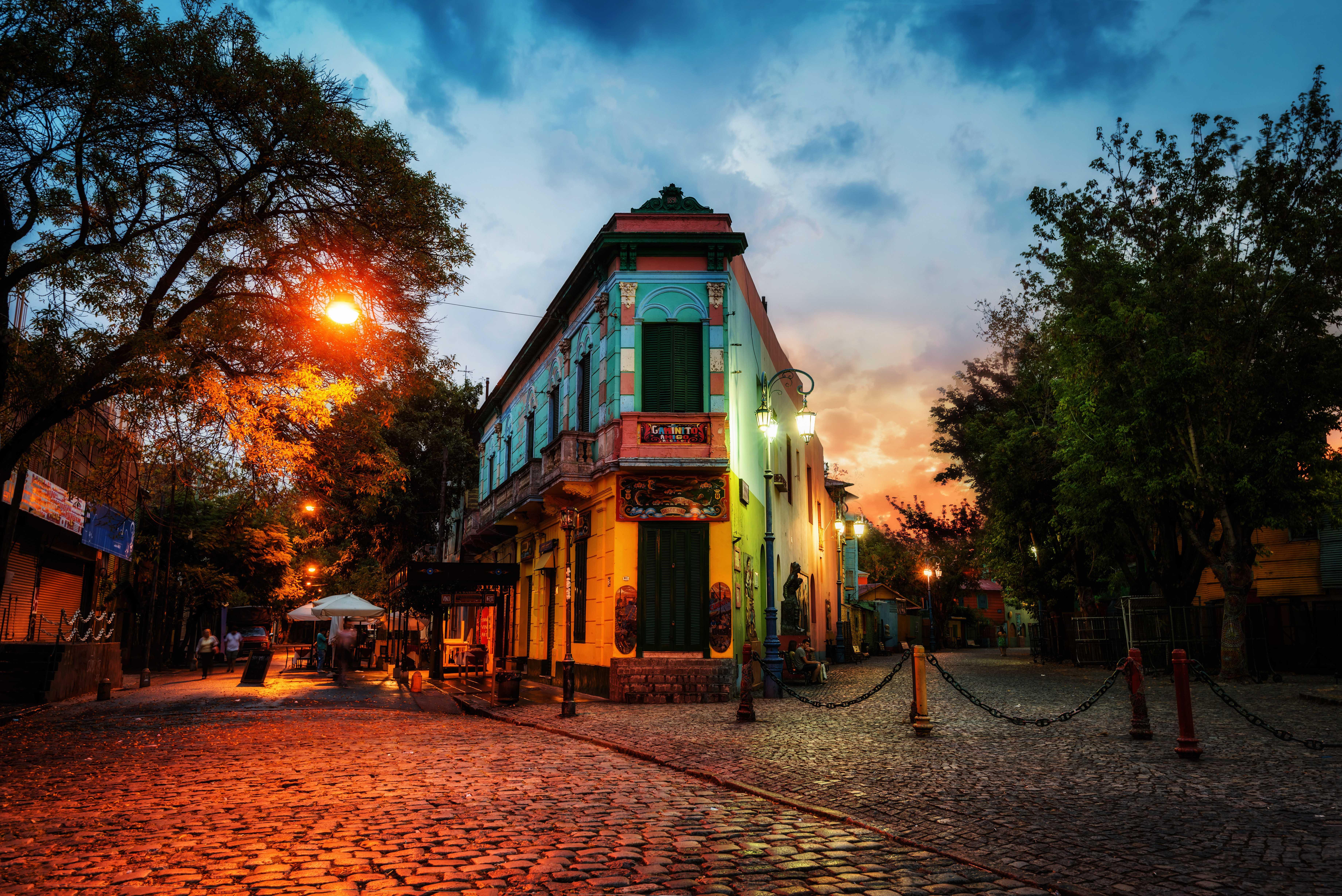 Buenos Aires e Bariloche