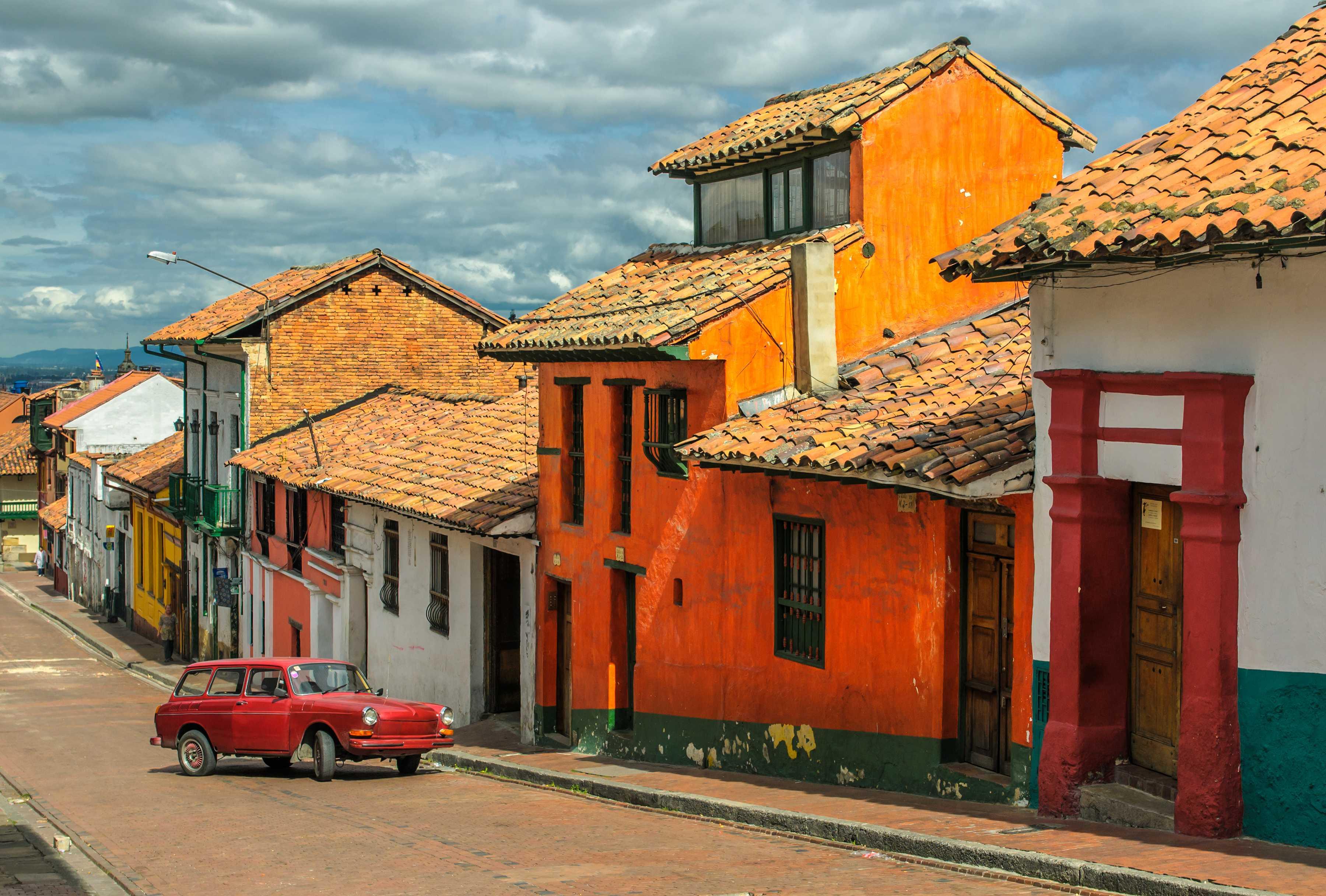 Cosmopolita e Caribe: Bogotá e Caratagena