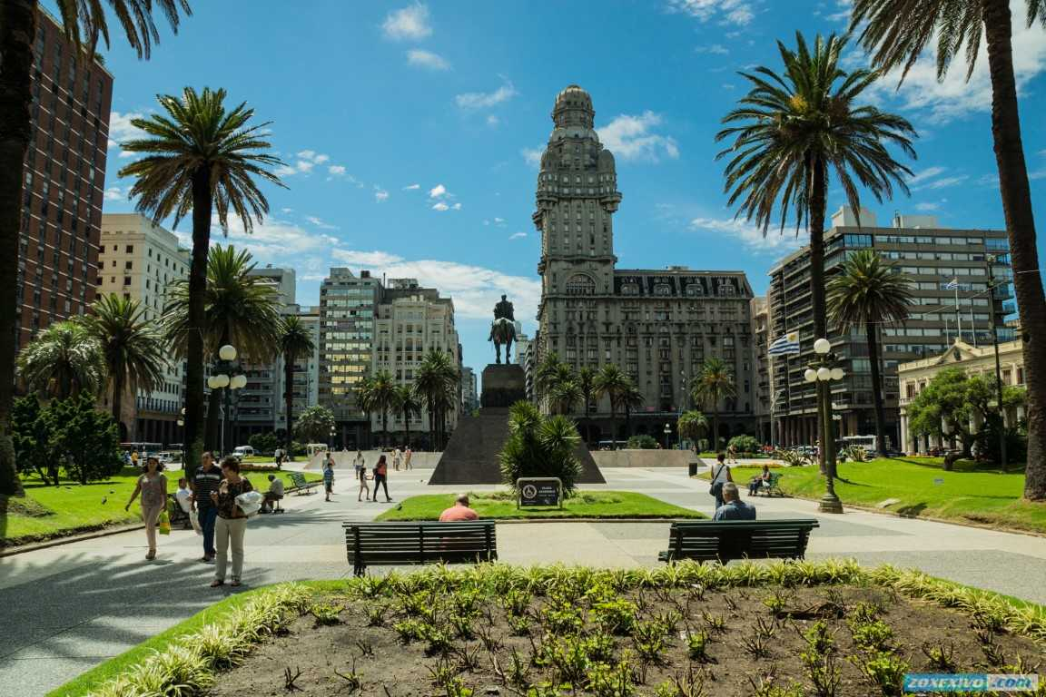 Combinando Montevidéu e Colonia do Sacramento