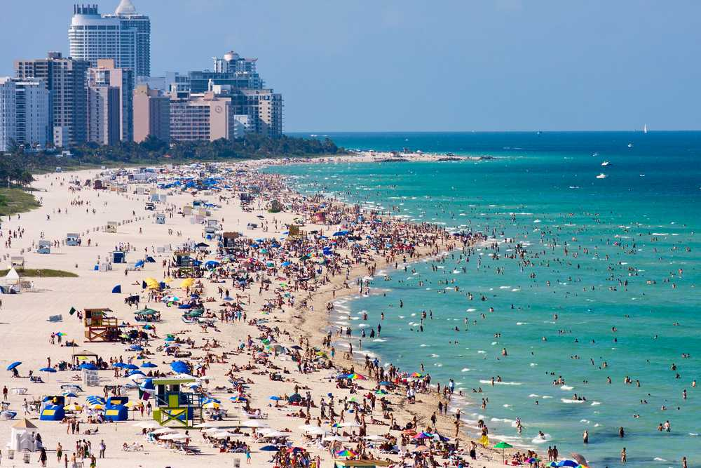 Tour Praias de Miami - Privativo