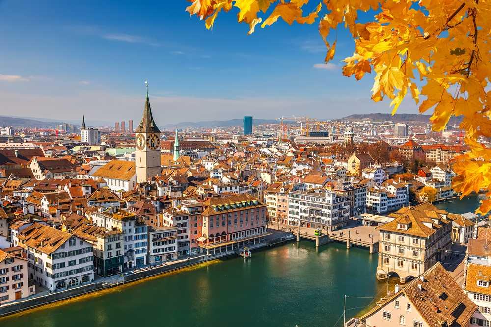 Zurique e Lucerna com Monte Titlis - CH27MR