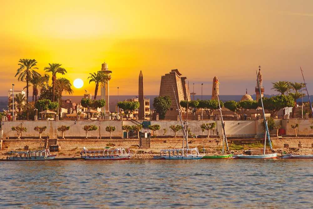 Egito - Experiência de Luxo - EG20