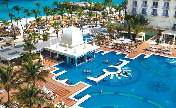 Aruba com RIU Resorts