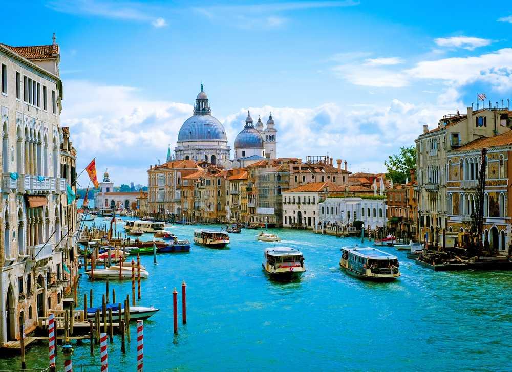 Sonho Mediterrâneo: Itália e Espanha