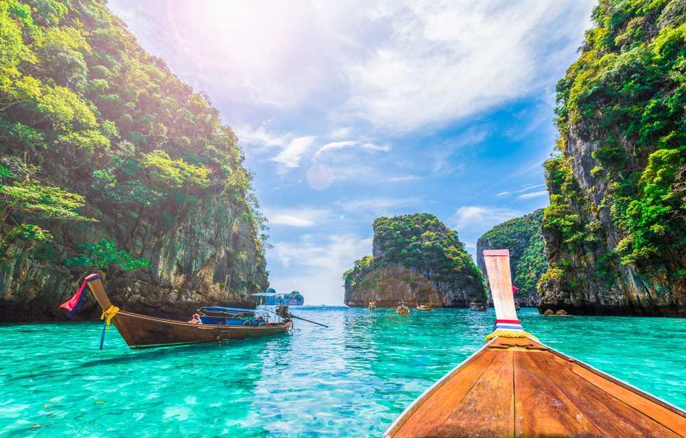 Tailândia com Praias (Krabi e Koh Phi Phi) - TH19