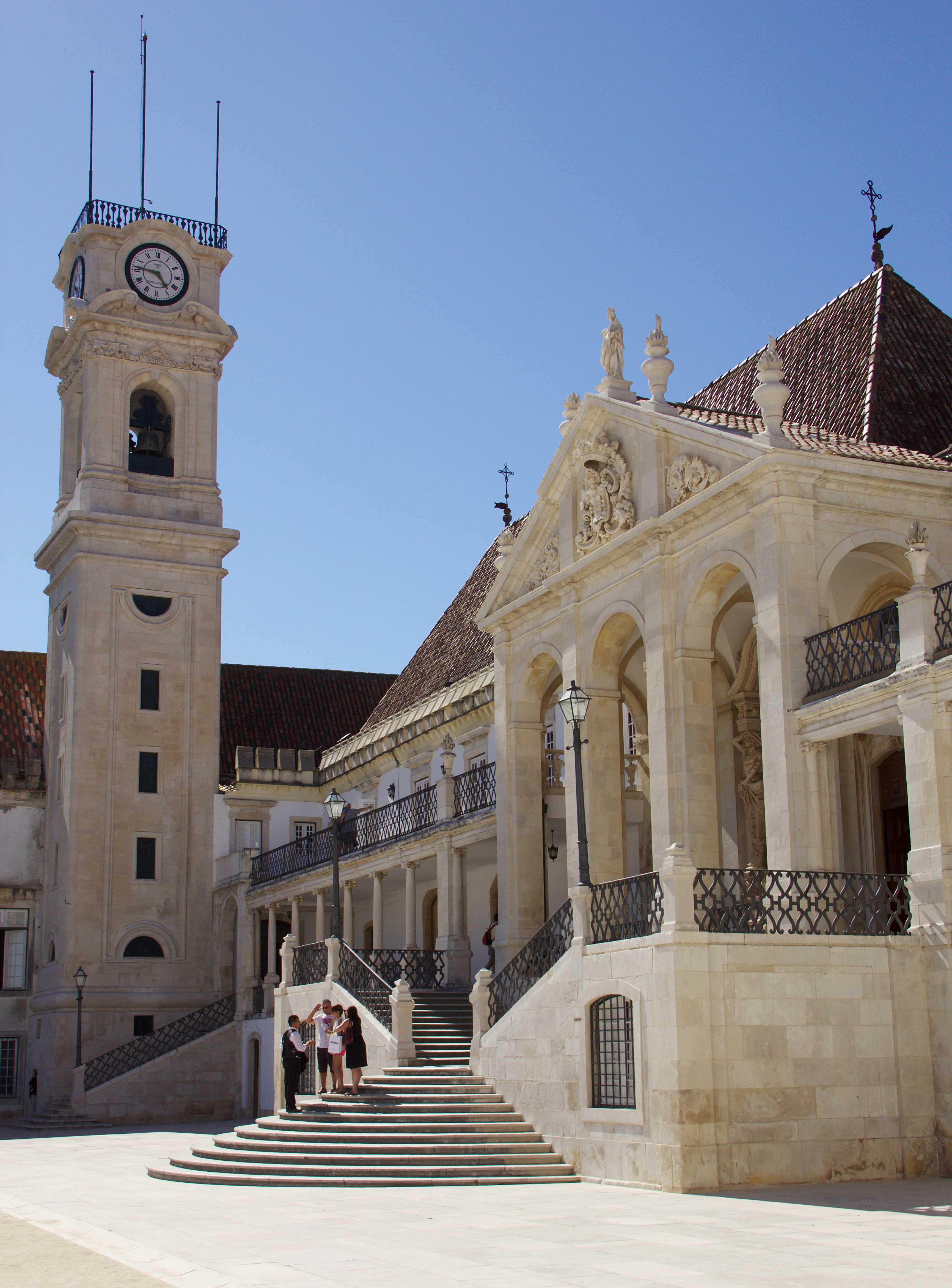 Coimbra | Tour Privativo de Meio Dia