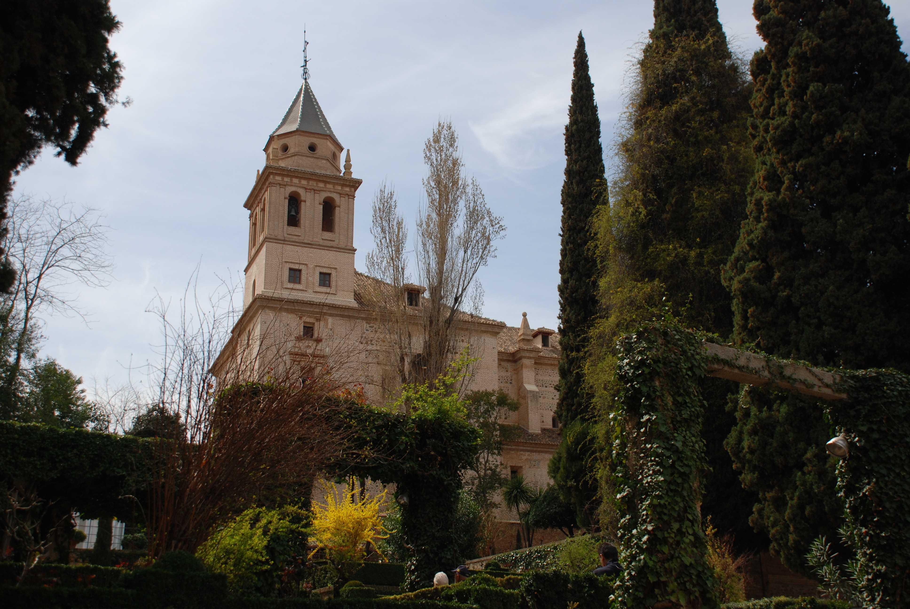 Alhambra | Tour Regular de Dia Inteiro (saída de Sevilha)