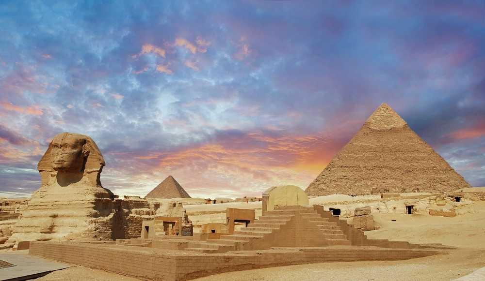 Egito com Nilo e Israel - EGI01 (2019/2020)