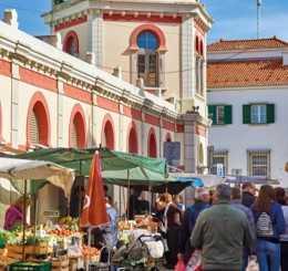 Algarve - Mercado de Loulé | Tour Regular de Meio Dia