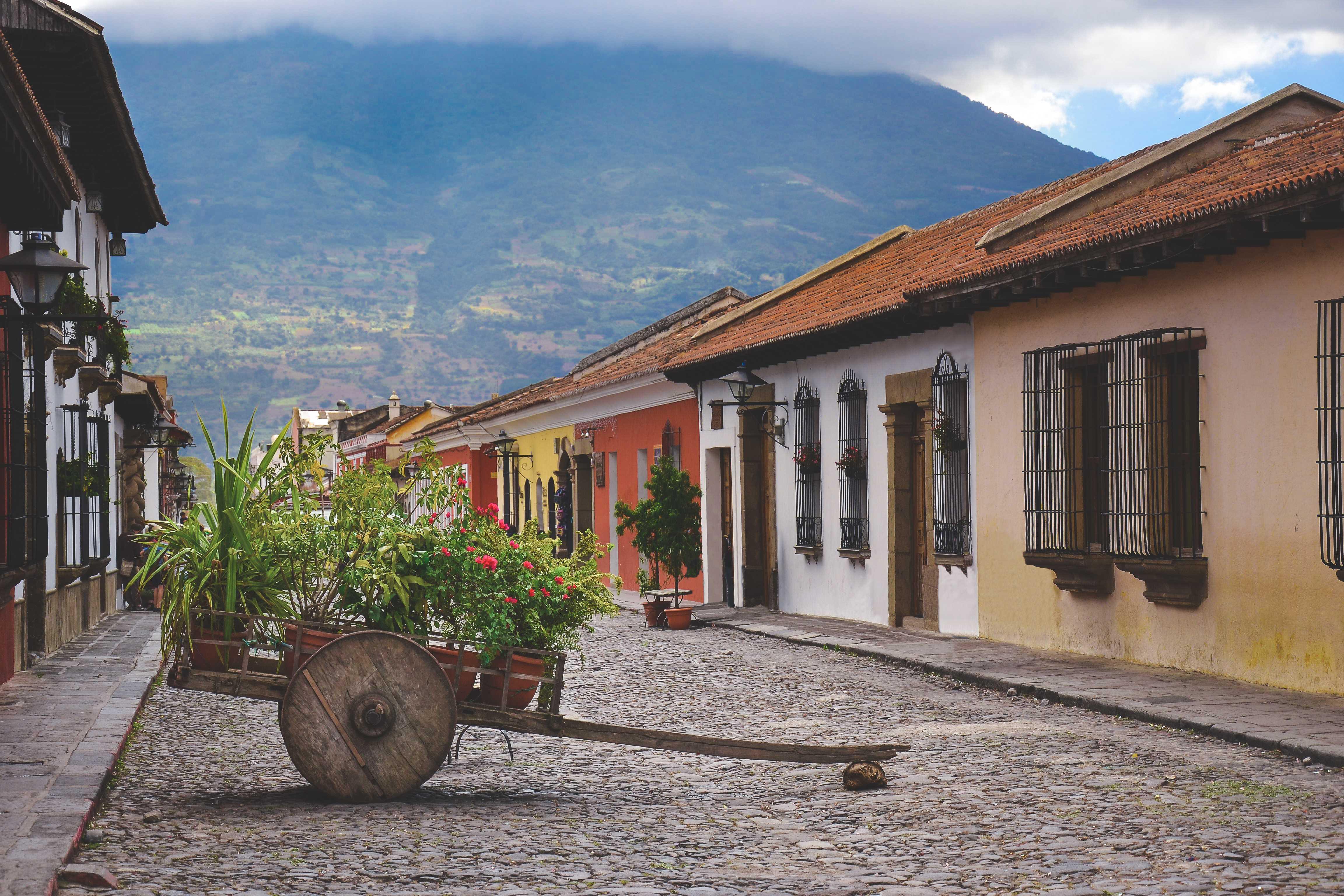 Explorando Guatemala