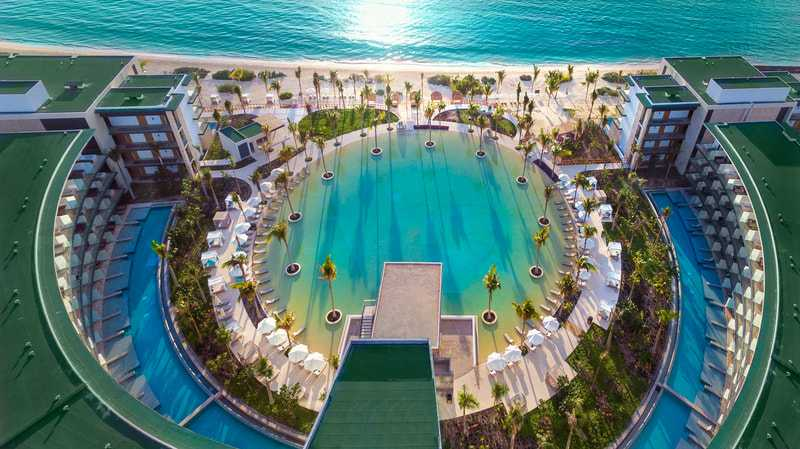 Luxo e Romance em Cancun - Haven Riviera Cancun Resort