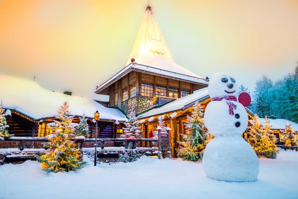 Natal na Lapônia - FI16