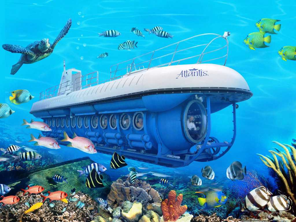 Submarino Atlantis - Regular