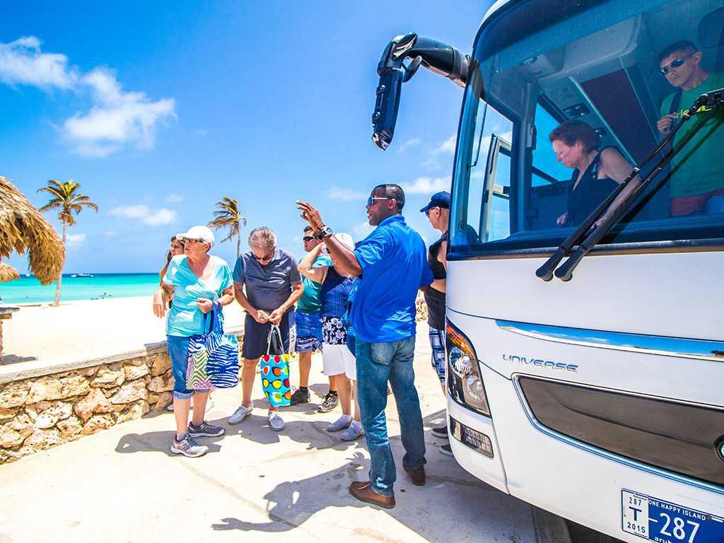 Tour pelas praias mais queridas da Aruba - Regular