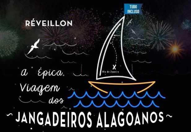 Réveillon no Hotel Maceió Mar - 6 dias e 5 noites