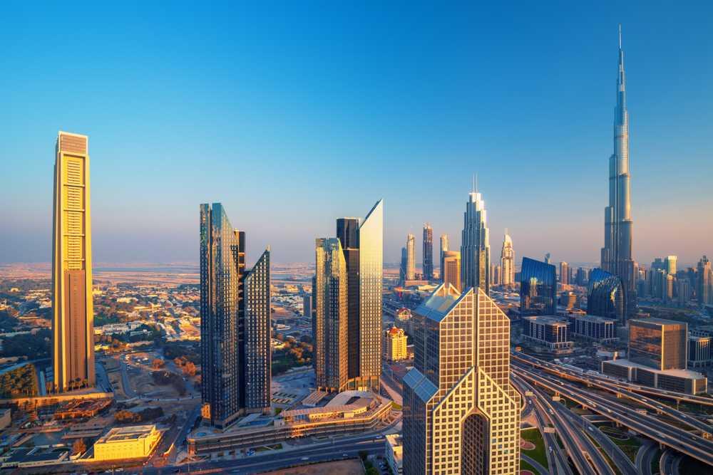Stop em Dubai I - DXB21IN