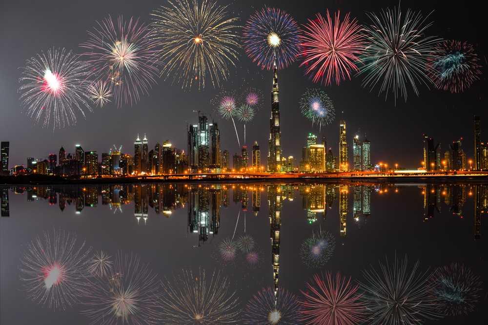Reveillon em Dubai - DXB23