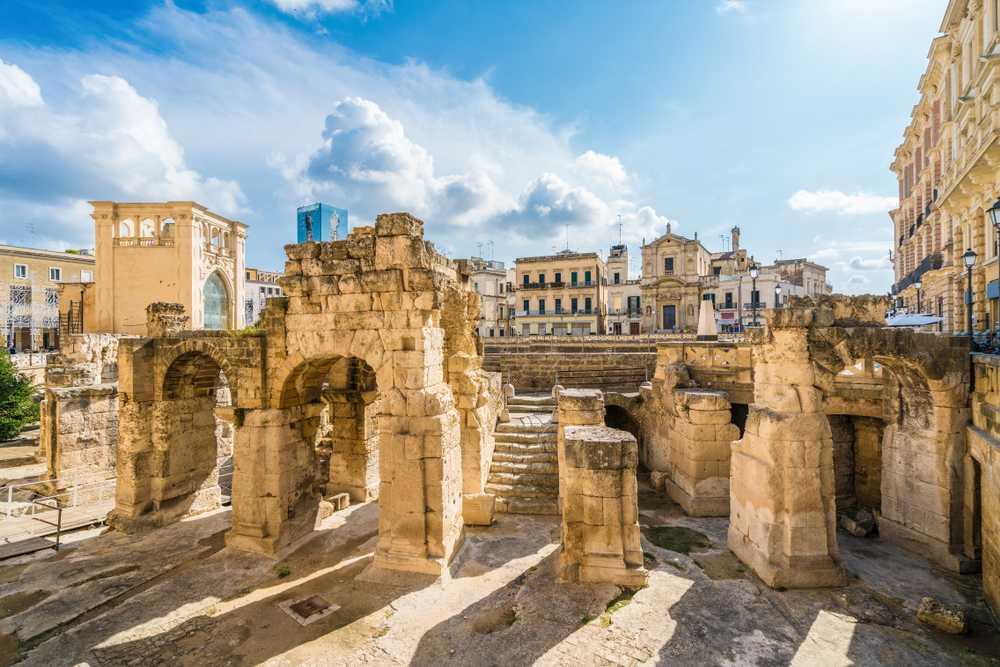 Maravilhas da Campania e Puglia  - IT143VE