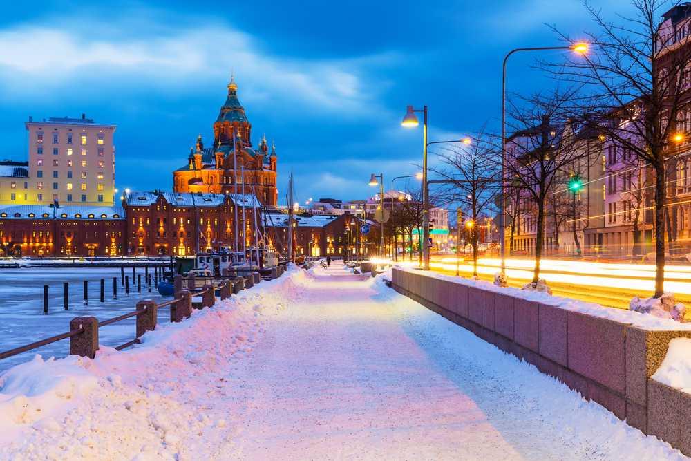Fabulosos Lagos Finlandeses & Helsinki - EU141