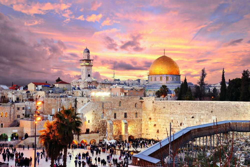 Israel: Terra Santa I (Saídas às segundas-feiras) - IL17 (2020/2021)