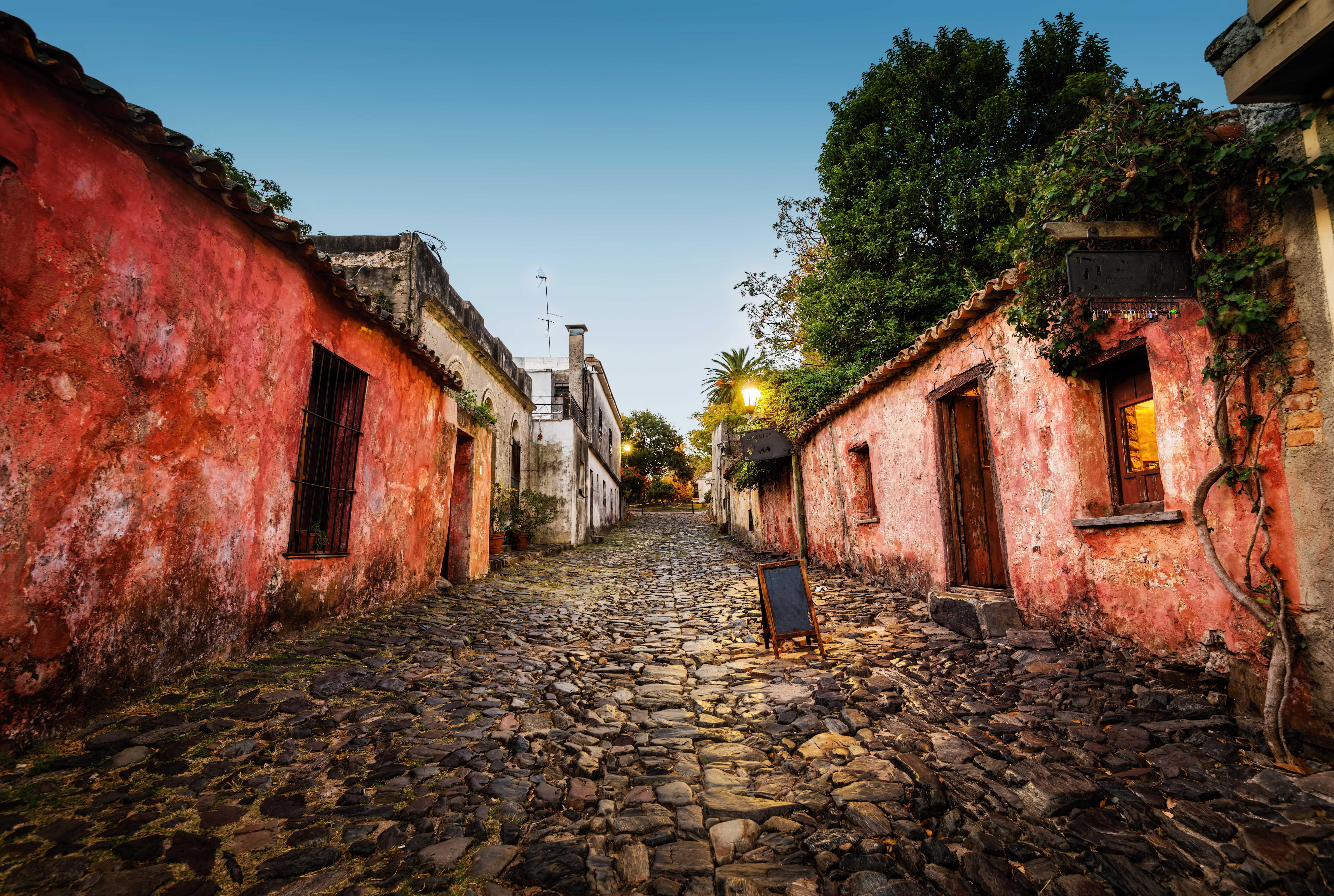 Uruguai 3 Cidades: Buenos Aires, a Colinia del Sacramento e Montevidéu