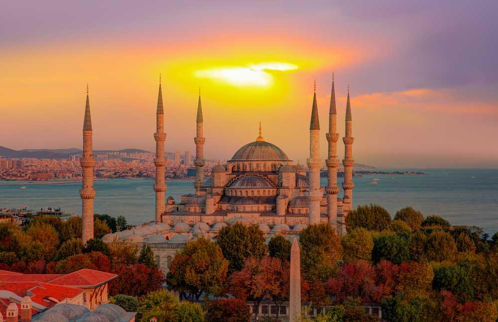 Turquia e Dubai com aéreo (voando Emirates) - SAINDO DE GUARULHOS