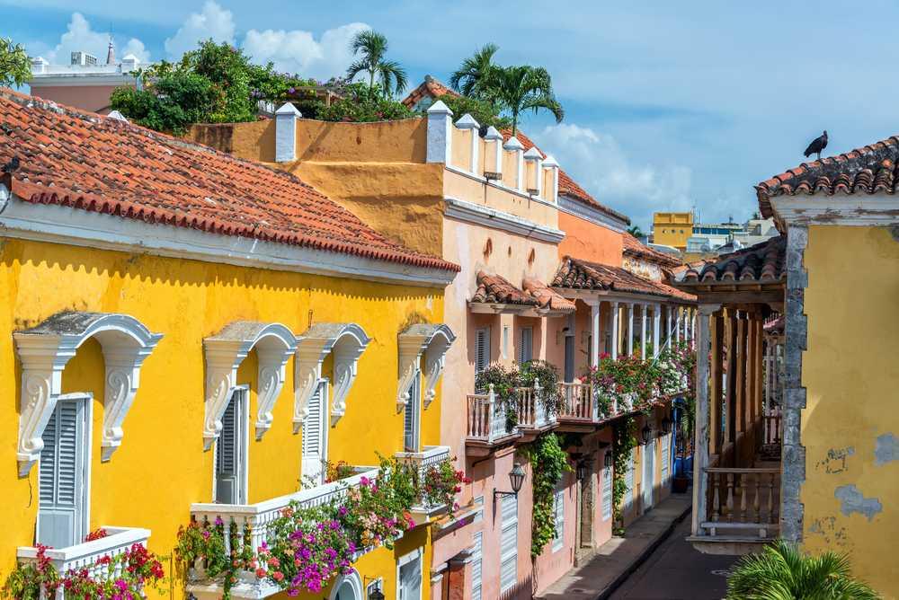 Beleza do Caribe: Cartaegna e San Andres